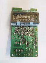 NEW  WB27X5373 GE Microwave Smart Board And Display Genuine OEM