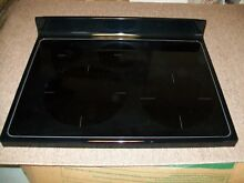 NEW W10794931 WHIRLPOOL RANGE OVEN MAIN TOP GLASS COOKTOP