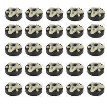 25PCS Washing Motor Coupler 285753A For Whirlpool Kenmore Admiral Amana Crosley