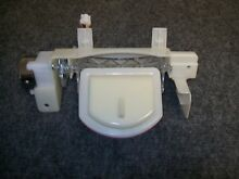 W10672579 WHIRLPOOL REFRIGERATOR ICE DISPENSER CHUTE W10696704