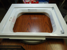 Model  41799170120 KENMORE Laundry Center DRYER PANEL LESS DOOR  FREE SHIPPING