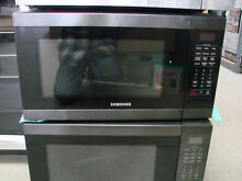 Samsung MS19M8000AG 24  Black Stainless Countertop Microwave Local Pick up Only