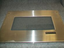 W11124797 Jenn Air Maytag Range Oven Outer Door Glass Panel