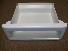 2301120 KITCHENAID WHIRLPOOL REFRIGERATOR SNACK PAN DRAWER
