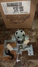 KitchenAid Double Oven Door Latch Assembly New Part   W10314880