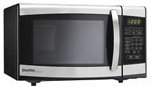 Kitchen Countertop Microwave Oven Black Stainless Steel 0 7 Cu Ft Cooking 700W