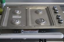 Maytag MGC743WS00 22  X 29  Stainless Steel Gas Burner Cooktop  discontinued