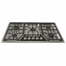 Thermador Masterpiece Series SGSX365FS  36  Gas Cooktop  5 Burners