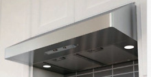 Stainless Zephyr AK7100AS BF   30  Gust Under Cabinet Range Hood Baffle Filters