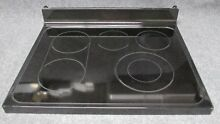 74008528 AMANA RANGE OVEN MAIN TOP GLASS COOKTOP