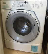 Whirlpool Duet wfw8300sw White Washing Machine