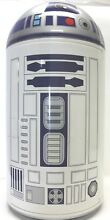 Disney Star Wars Thermoelectric Cooler Mini Fridge  White Blue  14 L