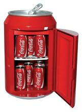 Koolatron Coca Cola Can Fridge Beverage Centers Red by