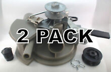 2 Pk  Clothes Washer 3   Hose Pump for Whirlpool  Sears  AP4502942  285317