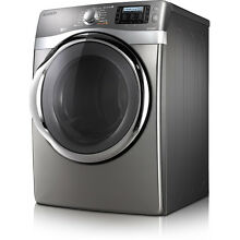 Samsung Electric Steam Dryer 27  7 5 cu ft  DV520AEP  Local Pick up Only
