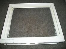 WP2174250 KITCHENAID REFRIGERATOR CRISPER COVER FRAME