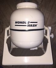 Wonder Wash The Laundry Alternative  Non electric Portable Mini Washing Machine