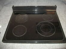 WB62T10277 GE RANGE OVEN MAIN TOP GLASS COOKTOP