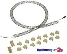 WE11X27362  NEW  HAIER CLOTHES DRYER   HEATING ELEMENT RESTRING KIT   WD 2500 06