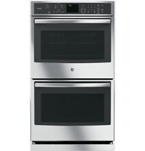 GE Profile 30  Double Wall Oven PT7550SF1SS