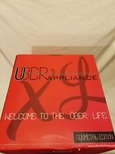 Uber Appliance UB XL1 Uber Chill XL 12 Can Retro Personal Mini Fridge