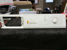 MODEL MIELE  T1526 DRYER CONTROL PANEL WITH KNOB INCLUDED   FREE SHIPPING
