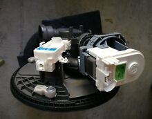 Whirlpool Dishwasher Pump and Motor Assembly W10605057