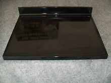 8272778 KENMORE RANGE OVEN MAINTOP COOKTOP ASSEMBLY BLACK