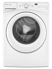 27 Inch Front Load Washer with 4 2 cu  ft  Capacity  8 Wash Cycles  1200 RPM
