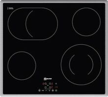 Neff TB 1842 N TOUCHCONTROL Cooktop   t18b42n2   Self Sufficient Electric Hob