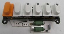Miele Push Button Switch for Washing Machine 4363850