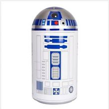 BIG SALE Disney Star Wars R2 D2 Thermoelectric Cooler Mini Fridge  14 Liter