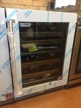 Perlick 24  Built In Undercounter Dual Zone Wine Reserve Hp24DS 3 3R