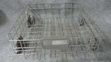 W10315890 MAYTAG KENMORE DISHWASHER LOWER RACK ASSEMBLY W  WHEELS