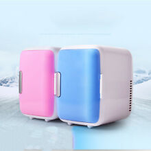 Portable Mini Car Truck 4L Fridge Electric Refrigerator Cooler 12V Warmer Travel