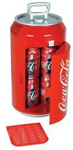Mini Coca Cola Can Cooler Red
