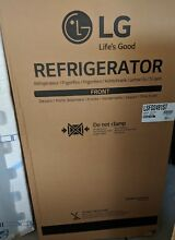 LG Studio 24 cu  Ft Door in Door Stainless Steel Counter Depth Refrigerator