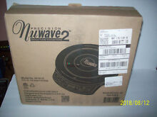 NuWave 2 Precision Induction Cooktop 30151C   NICE IN BOX