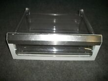 WPW10542037  KITCHENAID WHIRLPOOL REFRIGERATOR SNACK PAN DRAWER