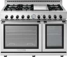 Superiore 48  Next Panoramic Series RN482GPSS Freestanding Gas Range