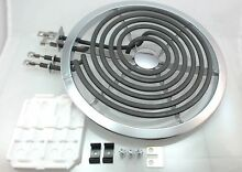 Electric 8  Burner for General Electric  AP2634795  PS244048  WB30X354