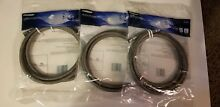 PEERLESS Ice Maker Humidifier Water Filter Flexible Connector  PRL702 P LOT OF 3