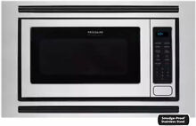 Frigidaire Professional 2 0 Cu  Ft  Built In Countertop Microwave