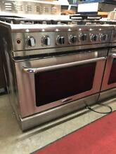 Capital 36  Pro Style Gas Range MCR366 Natural Gas