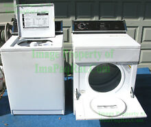 Whirlpool   HEAVY DUTY   Washer   Dryer   LA9100XTW   Very Clean   Workhorse