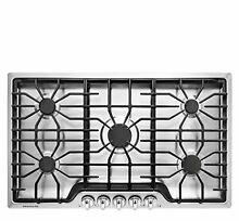 Frigidaire FFGC3626SS 36  ADA Compliant Built In Gas Cooktop With 5 Sealed Bu