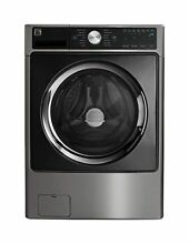 Kenmore Smart 41783 4 5 cu  ft  Front Load Washer with Accela Wash in Metalli