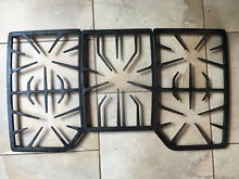 Thermador Cooktop Grate Set   Left Right Center