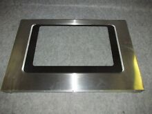 WPW10330077 Whirlpool Range Oven Outer Door Glass