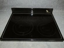 W10651915 WHIRLPOOL RANGE OVEN MAIN TOP GLASS COOKTOP